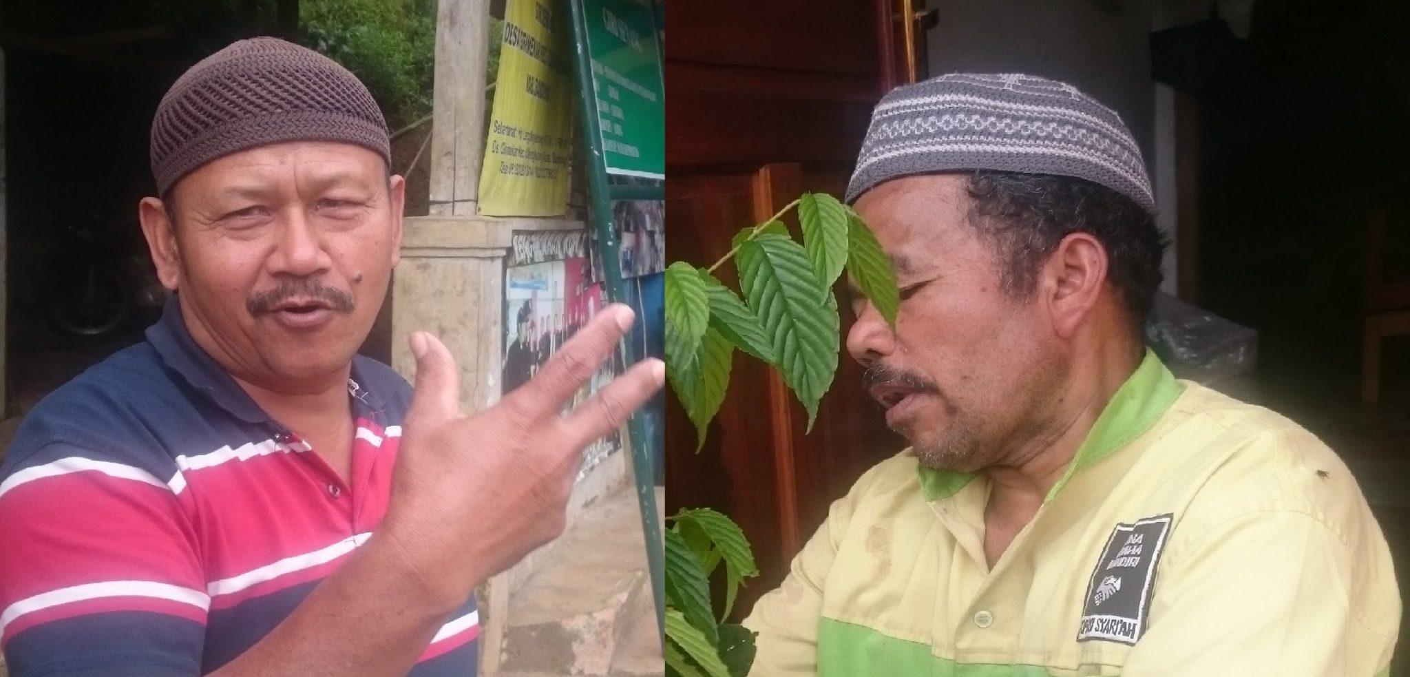 Suherman dan Nanang M.Yusuf