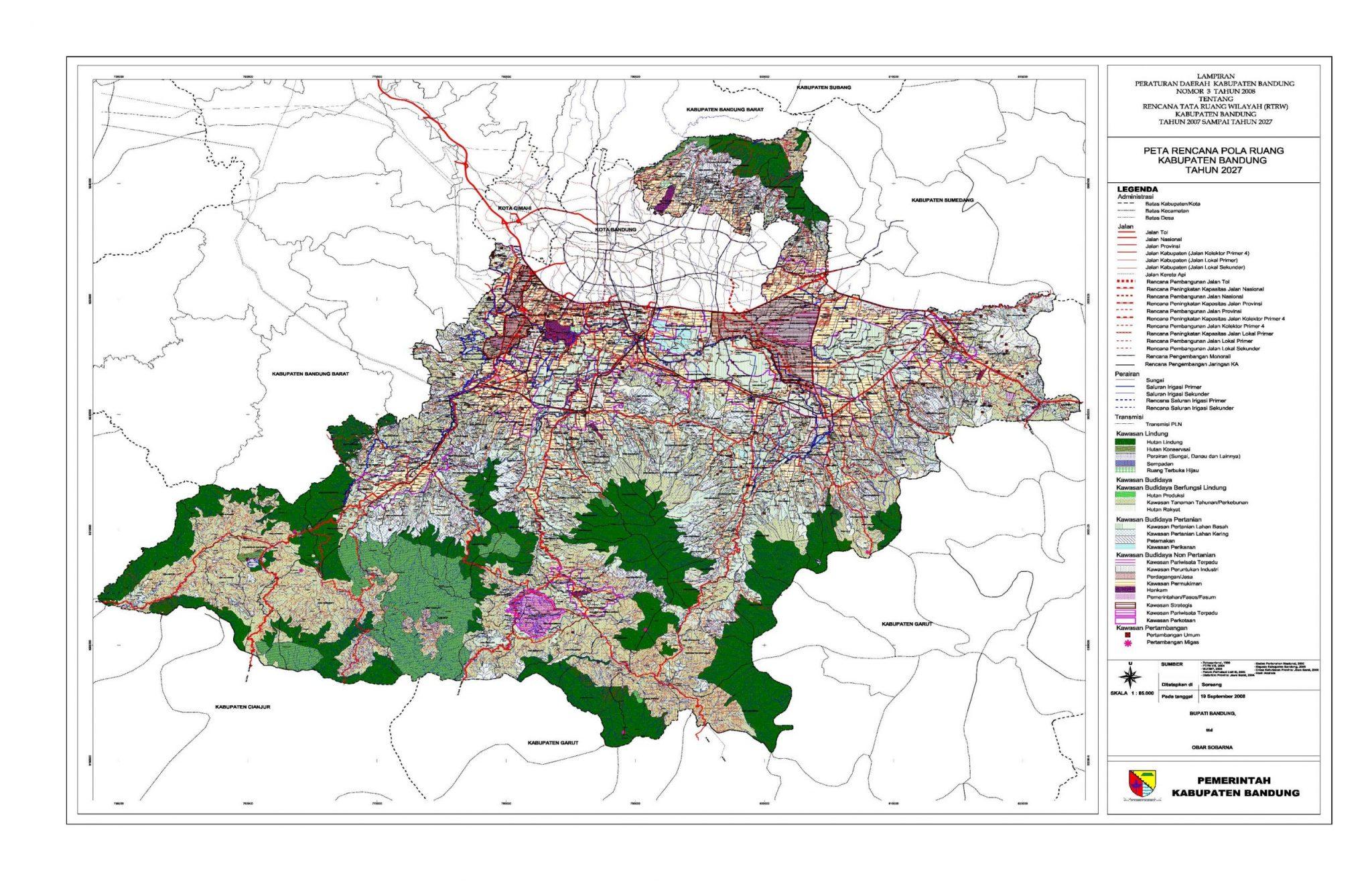 peta kabupaten bandung1