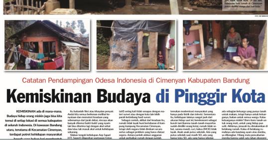 kemiskinan budaya pinggir kota bandung utara e1529382876688
