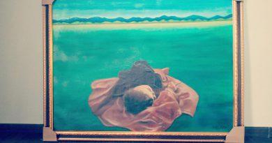 Lukisan Remy Sylado