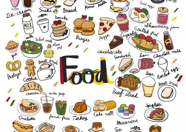 Prinsip Makan Dan Memilih Makanan Sehat Odesa Indonesia