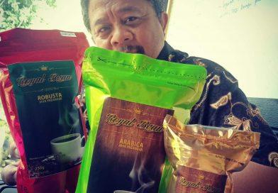 Kopi Robusta dan Arabica Royal Bean Cimenyan Bandung