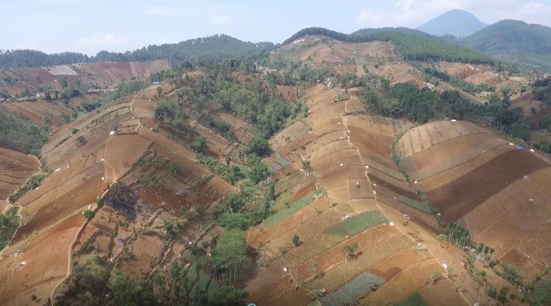 Kawasan Bandung Utara dan Geli Multidimensi