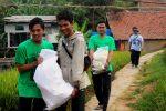Filantropi untuk petani miskin perbukitan bandung utara odesa