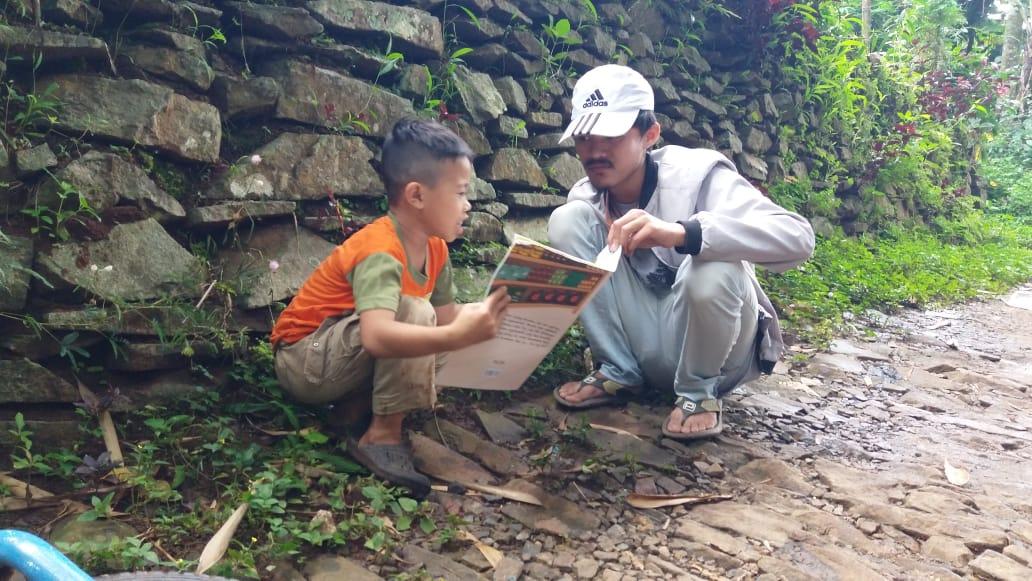 sekolah samin odesa pendampingan odesa indonesia