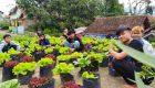 Pengangguran Merebak, Odesa Garut Gerakkan Pemuda Bertani