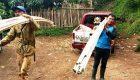 Donasi Air Bersih Warga Kota Membahagikan Warga Desa